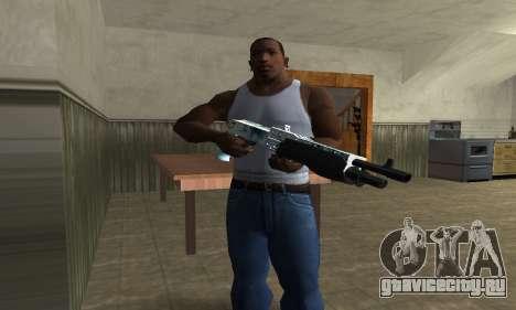 Like Combat Gun для GTA San Andreas третий скриншот