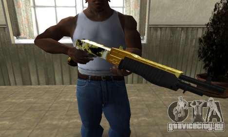 Wonder Combat Shotgun для GTA San Andreas