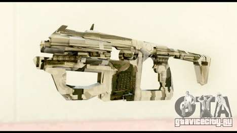 Micro SMG from Crysis 2 для GTA San Andreas