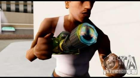 Brasileiro Camera для GTA San Andreas третий скриншот
