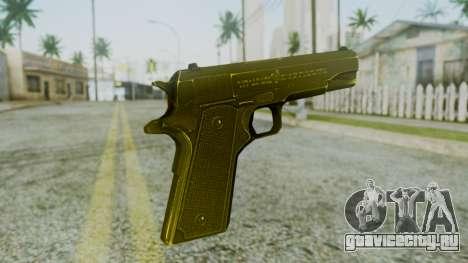 M1911 Pistol для GTA San Andreas второй скриншот