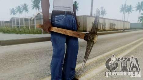 Red Dead Redemption Net для GTA San Andreas второй скриншот