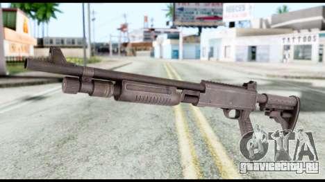 Combat Shotgun from Resident Evil 6 для GTA San Andreas