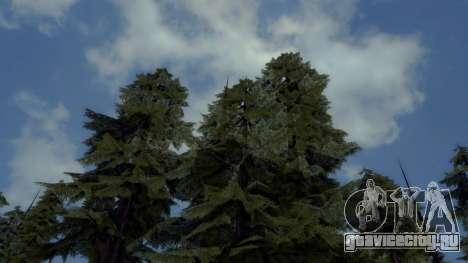 Естественные и реалистичные ЕНБ для GTA San Andreas четвёртый скриншот