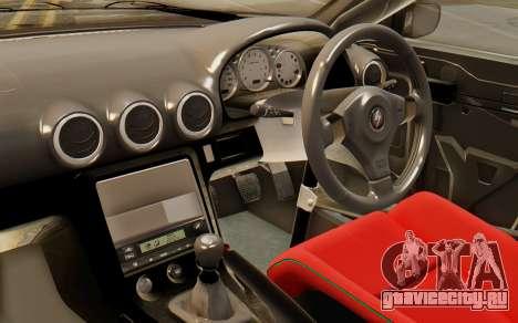 Nissan Silvia S15 Stance для GTA San Andreas вид справа