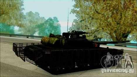 Type 99 BF4 для GTA San Andreas вид слева