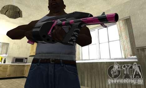 Granate Combat Shotgun для GTA San Andreas