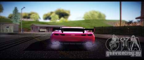 Temfan ENB для GTA San Andreas четвёртый скриншот