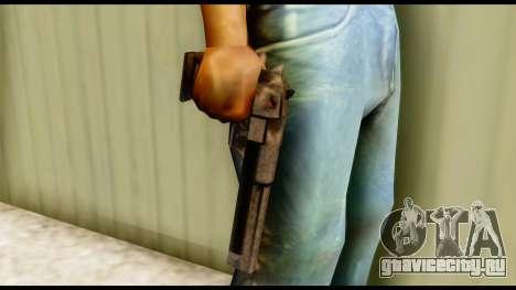 Desert Eagle v0.8 для GTA San Andreas третий скриншот