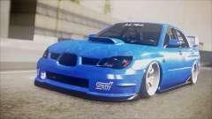 Subaru Impreza WRX STI B.O. Yapım