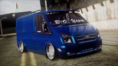 Ford Transit B.O. Yapım