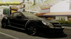 Mercedes-Benz SL65 E-Tuning для GTA San Andreas