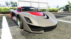 Grotti Turismo R La Ferrari для GTA 5
