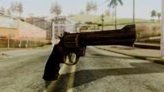 Colt Revolver from Silent Hill Downpour v1 для GTA San Andreas