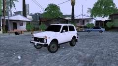 ВАЗ 2121 Нива 4x4