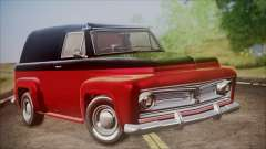 GTA 5 Vapid Slamvan IVF для GTA San Andreas