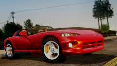 Dodge Viper RT 10 1992 для GTA San Andreas