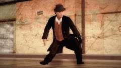 Dr. John Watson v2 для GTA San Andreas