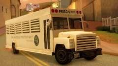 Prison Bus для GTA San Andreas