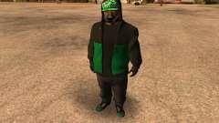 Fam Black для GTA San Andreas