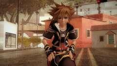 Kingdom Hearts 2 - Sora