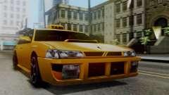 Sultan Taxi для GTA San Andreas