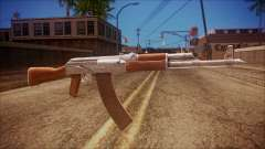 AK-47 v6 from Battlefield Hardline для GTA San Andreas