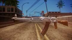 AK-47 v4 from Battlefield Hardline для GTA San Andreas
