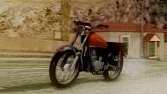 Honda CG 125 Classic