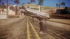 SW40p from Battlefield Hardline для GTA San Andreas