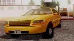 Washington Taxi для GTA San Andreas