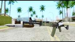 AK-47 from Resident Evil 6 для GTA San Andreas