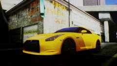 Sonic Unbelievable Shader v8 для GTA San Andreas