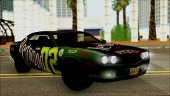 GTA 5 Bravado Gauntlet Redwood HQLM для GTA San Andreas