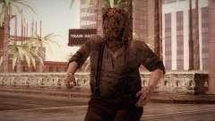 RE4 Dr. Salvador from Mercenaries