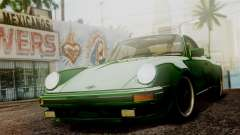 Porsche 911 Turbo (930) 1985 Kit A PJ для GTA San Andreas
