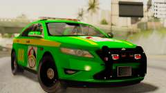 Ford Taurus Iraq Police для GTA San Andreas