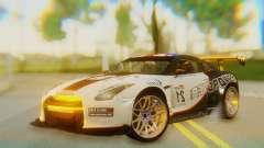 Nissan GT-R GT1 Sumo Tuning для GTA San Andreas