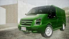 Ford Transit SSV 2011