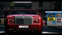 Rolls-Royce Phantom 2009 Coupe v1.0 для GTA 4