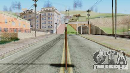 Hook from Silent Hill Downpour для GTA San Andreas
