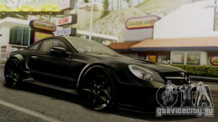 Mercedes-Benz SL65 E-Tuning для GTA San Andreas