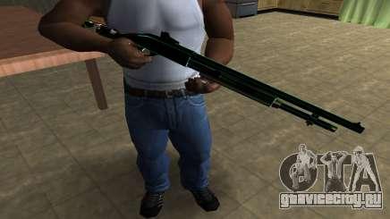 Green Guy Shotgun для GTA San Andreas