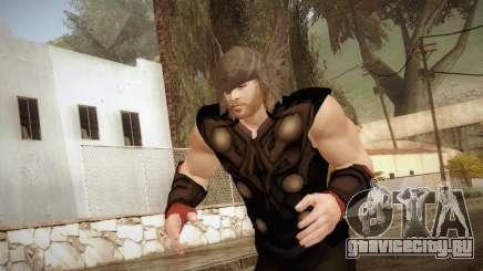 Thor Custom Skin для GTA San Andreas