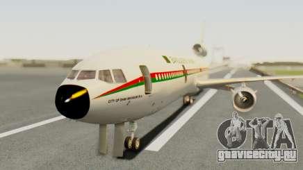 DC-10-30 Biman Bangladesh Airlines для GTA San Andreas