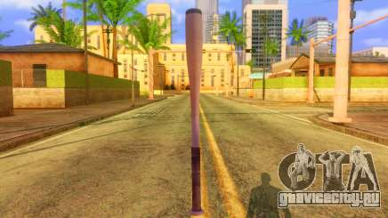 Atmosphere Baseball Bat для GTA San Andreas