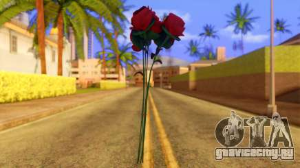 Atmosphere Flowers для GTA San Andreas
