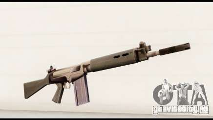FN-FAL для GTA San Andreas