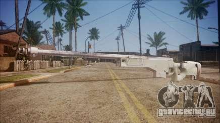 L96 from Battlefield Hardline для GTA San Andreas