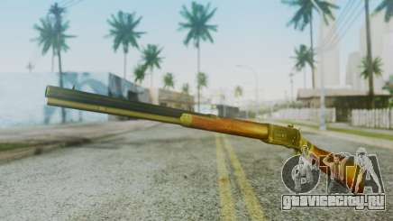 Rifle from Silent Hill Downpour для GTA San Andreas